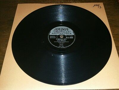 Fats Domino 78rpm London - Blueberry Hill/I can' t go on - HL-U.8330