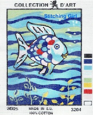Fish Tapestry To Stitch