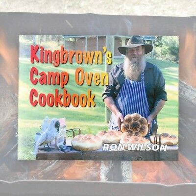 Kingbrown's Camp Oven Cook Book