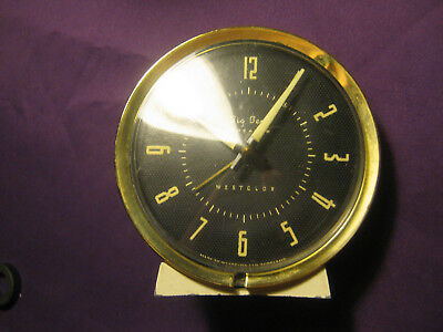 Vintage Retro Big Ben Westclox Repeater Alarm Clock Scotland SPARES OR REPAIR