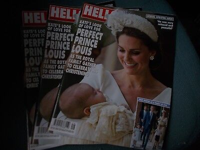 Hello !  #1541 -Perfect Prince Louis -First Photos As A Family Of 'five' 16/7/18