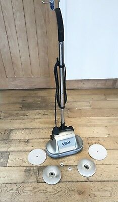 Vax VS-11 Hard Floor Polisher Great Oak Tool Save ££'s