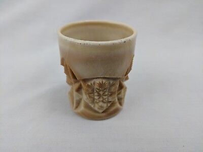 Unique Collectors Ceramic Tiki Hawaiian South Pacific Shot Glass