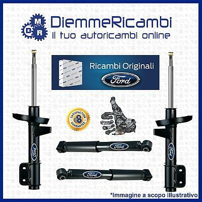 Kit 4 Ammortizzatori Originali Ford Motorcraft - Ford Focus Ii - C-Max