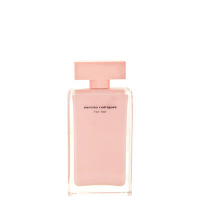 For Her NARCISO RODRIGUEZ Eau de Parfum Donna Confezione 100 ml Spray