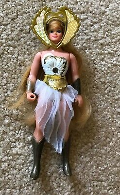 Vintage Used She-Ra Princess of Power Figure Doll Masters of The Universe