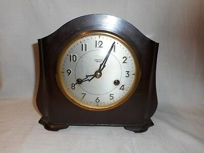 Smiths bakelite Enfield mantle clock