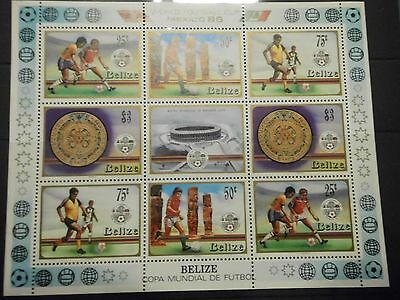 BELIZE Klbg.899-902 postfrisch (Lot 2127)