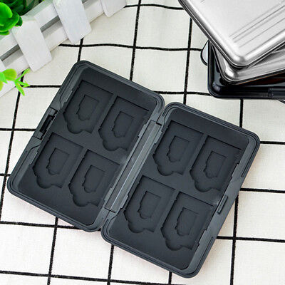 Waterproof Micro SD SDXC SDHC TF Storage Holder Memory Card Case Box Protector