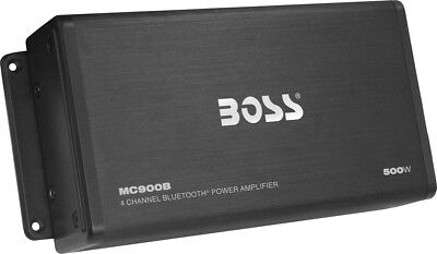 Boss Audio MC900B MC900B 500W 4 Channel Full Range Class A/B Amplifier