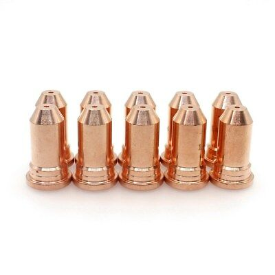51248.16 Plasma Cutting Nozzle Tips 1.6mm for PT100 IPT100 Cutter Torch Parts