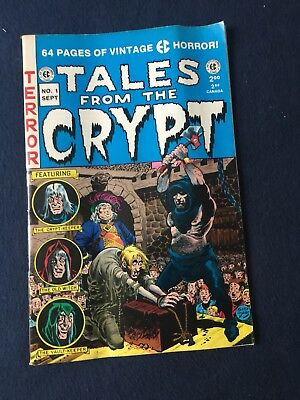 Tales From The Crypt Type Comics nr.1 september