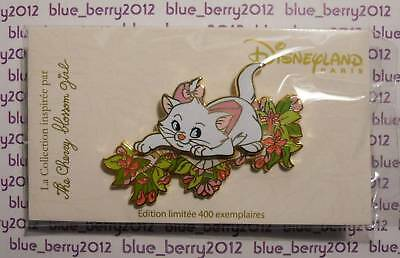 DLP The Cherry blossom girl Pin Marie Aristocats Disney land Paris trading day