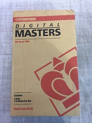 Standard Digital Duplicator Masters SD Type VIII for SD460 SD700 SD710