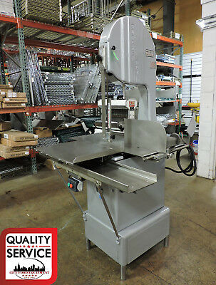 Butcher Boy B16-F Commercial Meat Band Saw - 3 PH, 208V