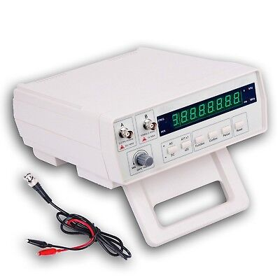 Victor VC3165 Radio Frequency Counter RF Meter 0.01Hz~2.4GHz Professional Tester