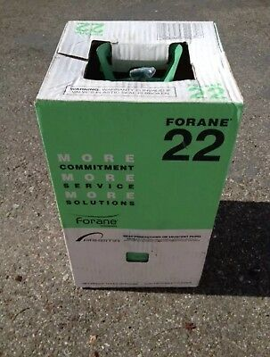 R22 Refrigerant 30 lb NEW Freon R-22 NEW LOCAL PICK UP ONLY!!