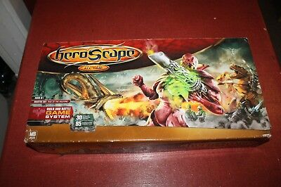 Heroscape Master Set Rise of the Valkyrie 1st Edition 2004 Excellent & Complete!