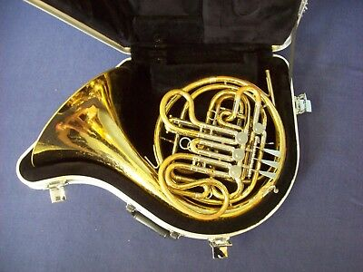 Reynolds Contempora Usa Double French Horn + Nice Case