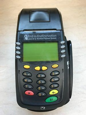 Heartland E3 Credit Card Reader