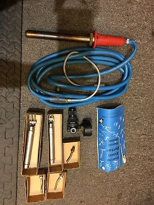 LARAMY PRODUCTS PLASTIC WELDER With Case