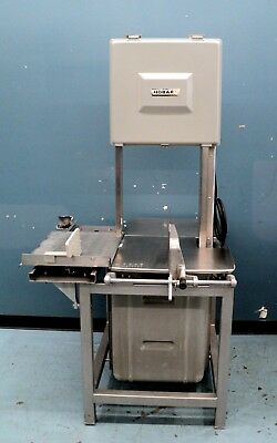 Hobart 5801 Meat Saw, Meat Butcher Saw, Vertical Meat Saw REFURBISHED