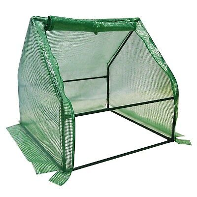Abba Patio Mini Walk-In Greenhouse Fully Enclosed Portable Greenhouse, 3'W x ...