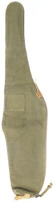 Orig Us M1 Carbine Zippered Od Canvas Carrying Case, Atlas 1944, Excellent Cond.
