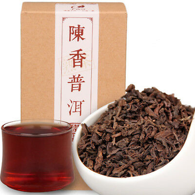120g High Quality Chinese Yunnan Pu-Erh Age Loose Puerh Tea Health Care Reliable