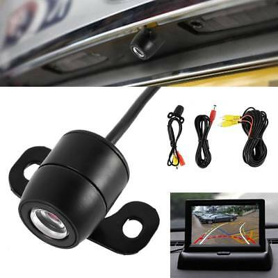 170° Reverse Car Rear View Backup CCD Camera With IR Night Vision Waterproof AUs