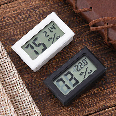 LCD ℃ Digital Wireless Indoor/ Outdoor Thermometer Temperature Humidity Meter