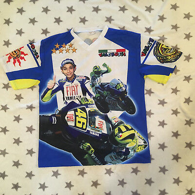 Valentino Rossi The Doctor 46 Shirt Trikot MotoGP
