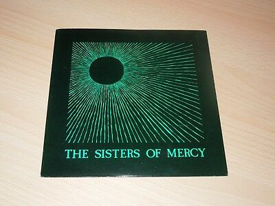 """Sisters of Mercy, Temple Of Love, 7"""""""