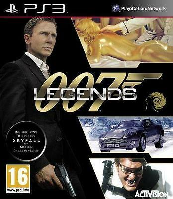 007 Legends PS3 NEW