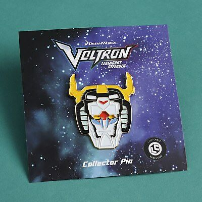 Loot Crate Anime Voltron Legendary Defender Enamel Collector Pin EXCLUSIVE