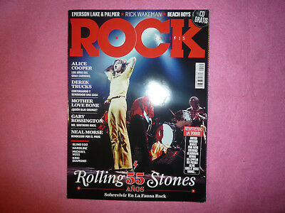 This Is Rock 150 The Rolling Stones Beach Boys Alice Cooper Gary Rossington R