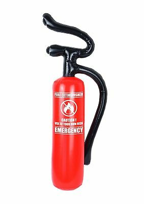Inflatable 70cmX 17cm Blow up Fire Extinguisher Dress Party Decoration Accessory