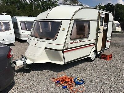 Abi diplomat for 1992 2berth lightweight and small Cris registered