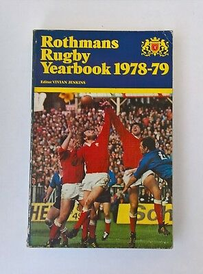 Rothmans rugby yearbook 1978 - 79 (384 pages)