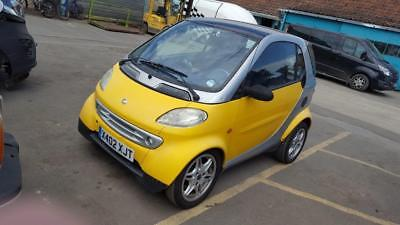 2000 X Reg Smart For Two City Passion Semi Auto Spares Or Repairs