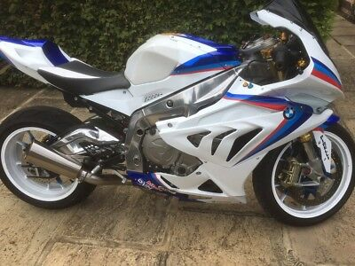 BMW s1000rr race rep one off
