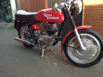 1964 Royal Enfield Continental GT 250 cc