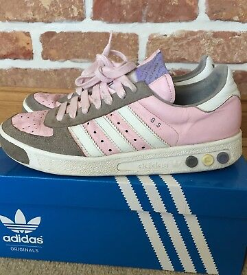 various colors c0488 74935 Limited edition OKI NI Adidas Grand Slam Pink white