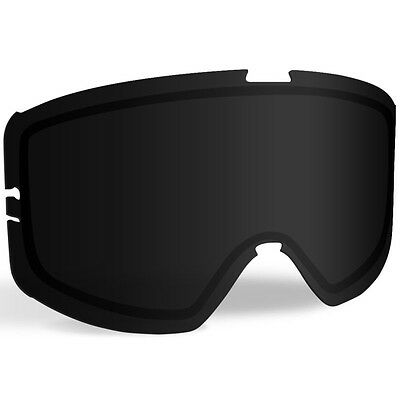 509 SNOW KINGPIN GOGGLES REPLACEMENT LENS- Polarized Smoke -509-KINLEN-17-PSM