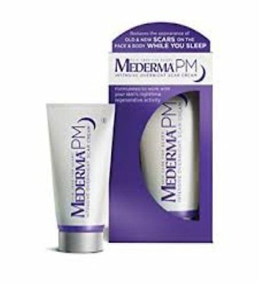 Mederma PM Intensive Overnight Scar Cream 1.0 OZ (28 g) EXPIRES 7/18  NEW IN BOX