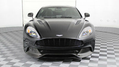 Aston Martin Vanquish 2dr Coupe 2014 Aston Martin Vanquish- Stunning Blacked Out Vanquish Low Miles, 2 Owner Car