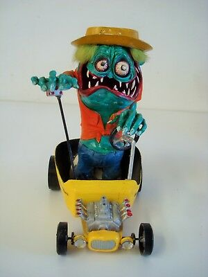 """Ed """" BIG DADDY"""" Roth """"MOTHERS WORRY"""" Vintage 1960's model Rat fink"""