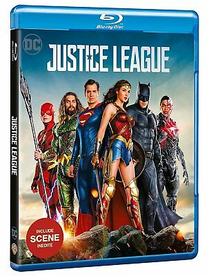 Justice League - Blu Ray ***nuovo***