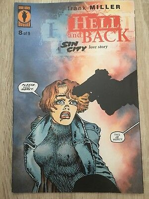 SIN CITY Hell and Back #8 (of 9) - First Print