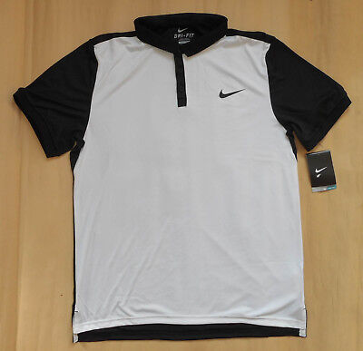 neues Herren Tennis Shirt Advantage von Nike Gr. L